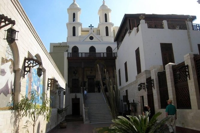 Recorrido de El Cairo copto: Iglesia en la cueva de San Simón e iglesias de El Cairo antiguo con almuerzo, El Cairo, EGIPTO