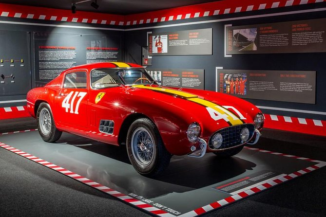 Ferrari Museums Experience (Modena and Maranello) Private Tour from Rome, Modena, ITALY