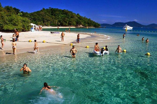Viagem diurna para Angra dos Reis e Ilha Grande saindo do Rio de Janeiro, Rio de Janeiro, BRASIL