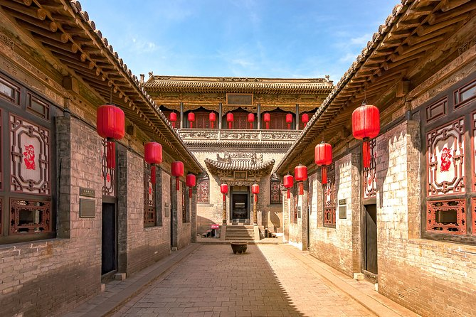 This is a totally private tour. In the morning our private driver and English tour guide will pick you up at Pingyao hotel, and lead you visit the most family Wang family and Shuanglin temple, give you more information about the sightseeings and culture. Afternoon will transfer back to your hotel. You will have a wonderful Day!