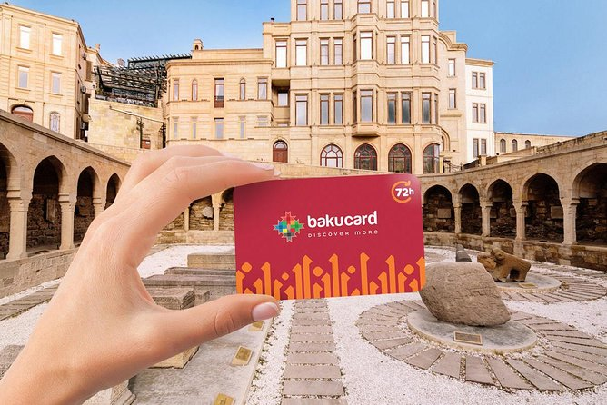 Baku Card is the official pass that unlocks Azerbaijan's vibrant capital making the spectacular city even more appealing for visitors. Baku Card includes free public transport, entry tickets for selected city museums and attractions, plus discounts and special offers at shops, cafes, restaurants and much more. <br>