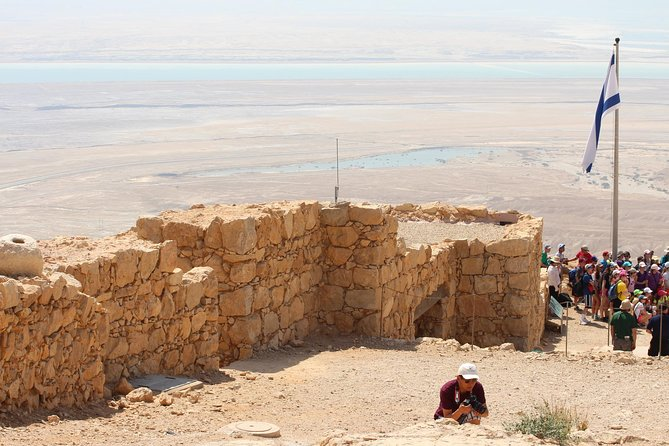 Masada Sunrise, Ein Gedi, and the Dead Sea day tour From Jerusalem, Jerusalen, ISRAEL