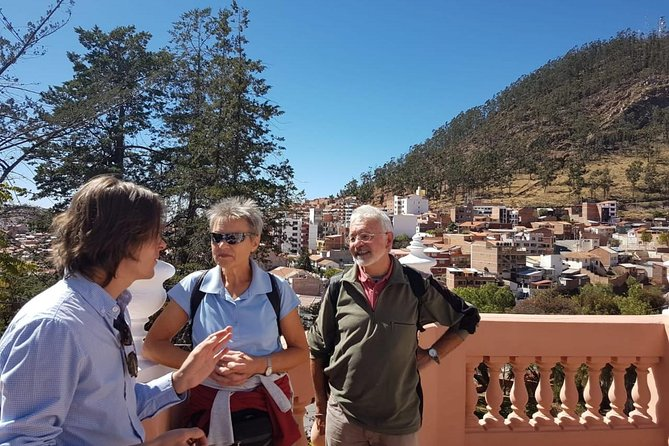 Discover the City of Sucre in a Walking tour with a local Historian, Sucre, BOLIVIA