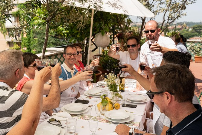 Small Group Market tour and Dining Experience at a Cesarina's home in Viareggio, Versilia, ITALIA