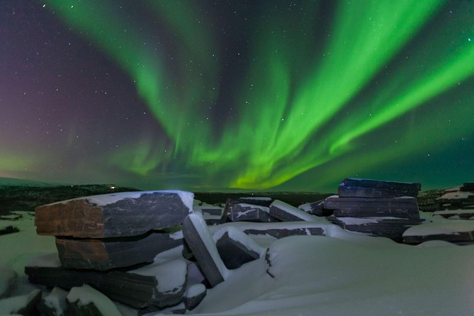 MORE PHOTOS, Northern Lights chase in a small group