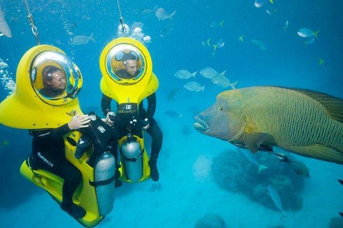 MÁS FOTOS, Scuba Doo Underwater Scooter in Punta Cana (Half Day)
