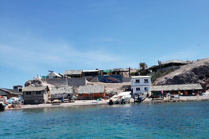Visit paradisiac Islands in La Paz, La Paz, MEXICO