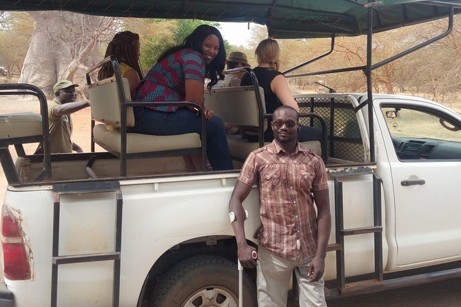 Safari bandia wildlife and lagoon of somone. Minimum 2 people., Dakar, SENEGAL