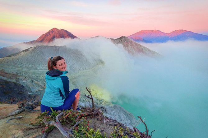 It's the most affordable way to see the natural phenomenon of Blue Fire in Mount Ijen from Bali area.<br><br>And here is below the detail of the itinerary;<br><br>7:00 PM (Balinese Time): Pick up service and transfer to Gilimanuk Harbor<br>00:00 AM (Balinese Time): Meet your guide and take a ferry going to Banyuwangi, Java Island<br>00:30 AM (Javanese Time): Start driving to Paltuding (Start Point of the Trekking)<br>1:45 AM (Javanese Time): Trekking to Ijen Crater<br>4:00 AM (Javanese Time): Enjoy the Blue Fire phenomenon <br>5:30 AM (Javanese Time): Sunrise Time<br>7:00 AM (Javanese Time): Go down to the parking place<br>8:00 AM (Javanese Time): Driving back to the city and we will stop in Jagir Waterfall to relax<br>9:00 AM (Javanese Time): Having a Local breakfast (your own cost)<br>10:30 AM (Javanese Time): Back to Ferry port<br>12:30 PM (Balinese Time): Driving back to your place in Bali<br><br>TOUR'S FINISHED