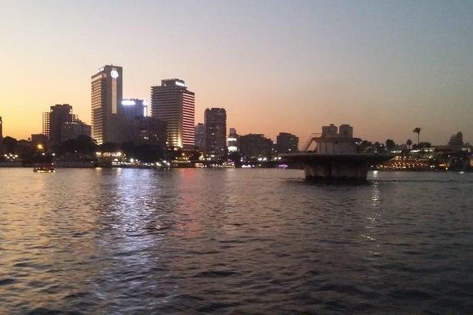 Recorrido nocturno privado con guía por El Cairo, Guiza, EGIPTO