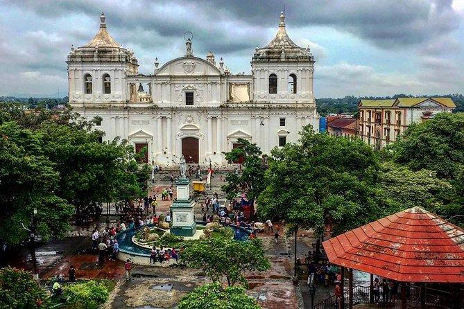 Leon City Walking Private Tour, Leon, NICARAGUA