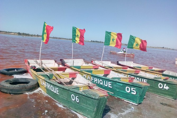 Goree island and pink lake visit full day. with best tour guiding service, Dakar, SENEGAL