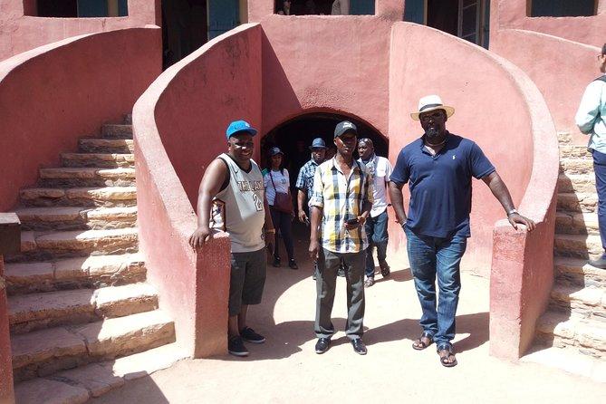 Goree island with pink lake visit full day, minimum 2 people., Dakar, SENEGAL