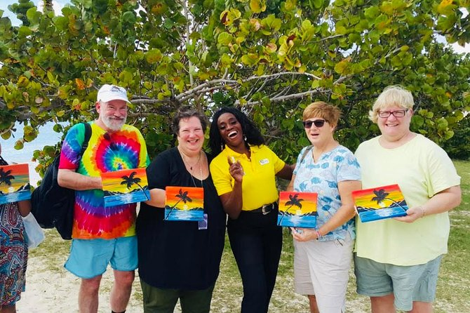 We employ talented local artists to teach our guests how to execute our local art styles, all while enjoying a smooth glass of wine. This group experience is packed with fun, excitement, and laughs from start to finish. <br>