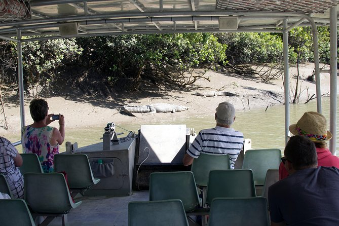 Whitsunday Crocodile Safari including Lunch, Airlie Beach, AUSTRALIA