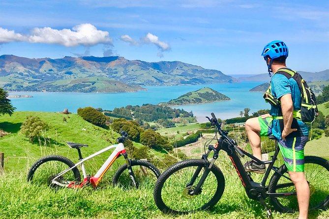 MÁS FOTOS, Guided Electric Mountain Bike & Sea Kayak Tour in Akaroa