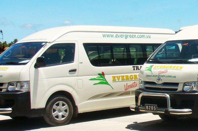 Port Vila Airport Arrival - Transfer to Local Port Vila Hotels, Port Vila, VANUATU