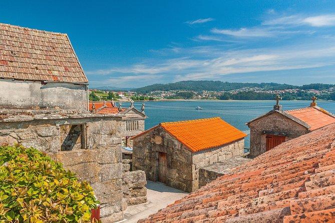 Rías Baixas Private Tour with Wine Tasing, Food, Mussels Boat and Pickup, Vigo, ESPAÑA