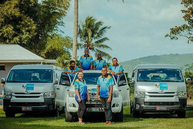 Arrival Transfer from the Airport in Port Vila to the Hotel, Port Vila, VANUATU
