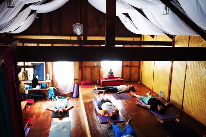 Individual attention in a spacious yet personal setting in the privacy & comfort of Keirita's yoga studio. High quality tuition from Koh Lipe's most experienced yoga teacher, teaching for 12+ years in Thailand . A unique & memorable experience (average class size is just 2 to 6 people) social distancing is practiced & all mats, blocks, straps & the studio are sterilised after each use.