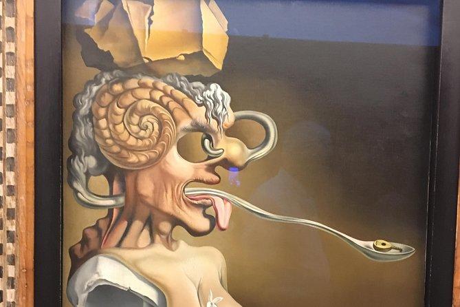 Salvador Dalí Theatre-Museum in Figueres, Figueras, ESPAÑA