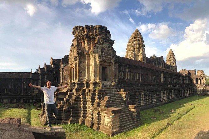 Angkor Temples Sunset Full-Day Tours, Siem Reap, CAMBOYA