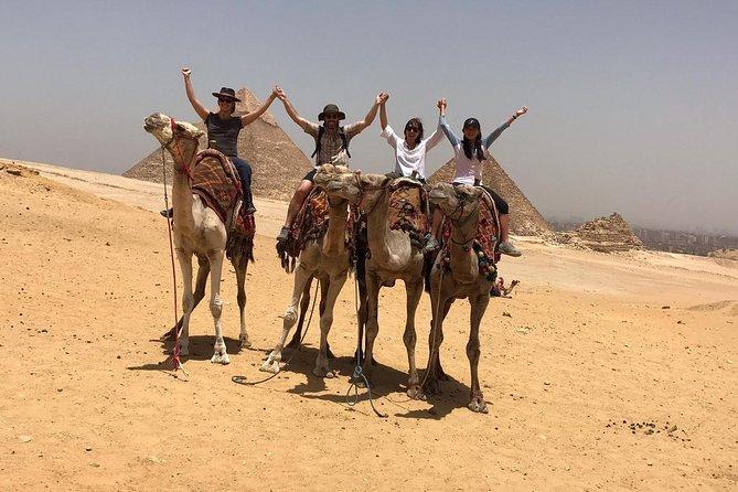 Private Safari:Quad Bike & Camel Ride Sunrise/Sunset Tour or any requested time, Guiza, EGIPTO