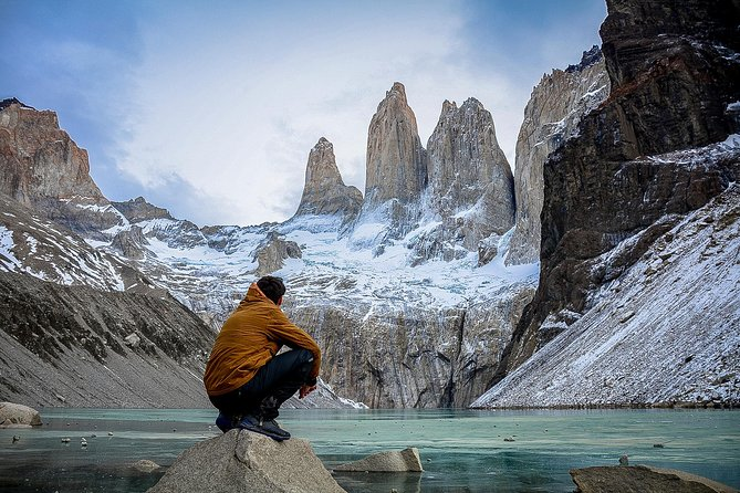 Explore the three main valleys of Torres del Paine National park and marvel at the majestic scenery on this 3-day tour departing from Puerto Natales. <br><br>This is the fastest way to visit the best of this breath-taking National Park! <br><br>On this tour, you will sail across Pehoe Lake, hike the French Valley, hike the less visited Pingo Valley, which is wonderful for the Huemul deer, navigate to the front wall of Glacier Grey and hike to the lookout point of the towers. You will sleep in a Riverside camp located at the shores of the Serrano River in domes of 4 meters diameter each (for 2 people) with 2 double inflatable mattresses. We have hot tubs, which are exclusive for our guests used to relax after our outdoor activities and we use a Mountain Hardwear domo-dining tent and a kitchen tent with our own chef. There are 2 shared male and 2 shared female bathrooms on site with hot water (from 8am to 8pm), with electricity for device charging and an area with grill for barbecues and for campfire.