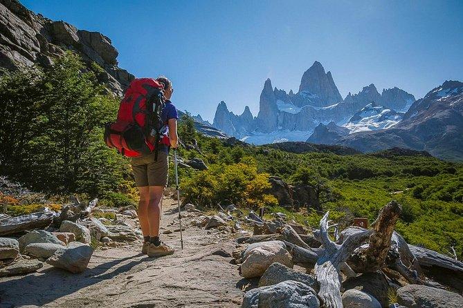 Full-Day Chalten Trek with lunch, El Chalten, ARGENTINA