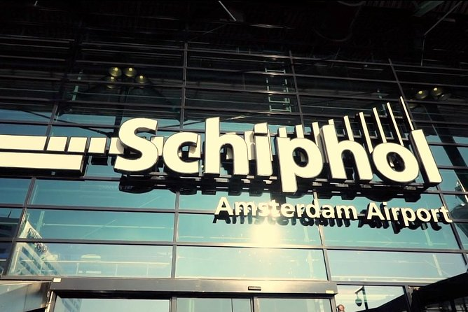 Departure Transfer from The Hague to Schiphol, A Haia, HOLANDA