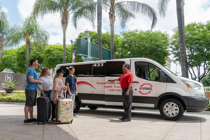Travel from the Long Beach or San Pedro cruise terminal to your Anaheim Resort area Hotel with this Private van transfer. This fast, clean and safe mode of transportation will provide a stress-free start to your stay in Southern California.