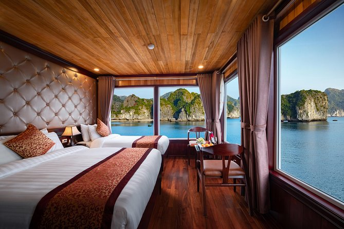 MÁS FOTOS, 2 Days & 1 Night Lavender Elegance Cruise with Meals,Tickets,Caves,Taichi & More