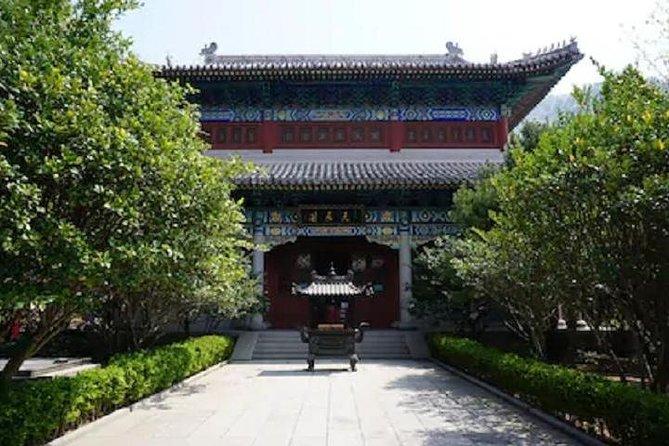 Private Qingdao Day Tour: Qingdao downtown hotel to Laoshan Mountain, Qingdao, CHINA