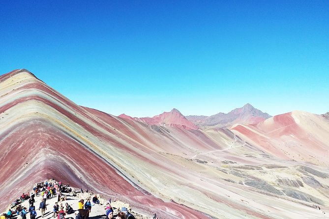 Tour To Inca Bridge Queswachaca And Rainbow Mountain, Cusco, PERU