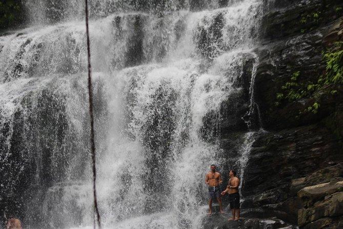Nauyaca Waterfall and Surf Lessons, Quepos, COSTA RICA