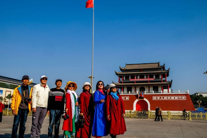 Spend full-day maximize your time in Yinchuanand opt for a private and customizable sightseeing tour instead. This personalized tour is tailored to your needs and allows you to tick off Yinchuancity attractions, such as Ningxia Museum,Haibao Temple,Nanguan Mosque<br>, ChengTian Temple, Drum Tower, Nanmen Tower, Jade Emperor Pavilion etc. You can also choose one or two local market to do some shopping. Just feel free to discuss with your tour guide. English speaking tour guide, private vehicle, lunch, hotel pickup and drop-off are included.