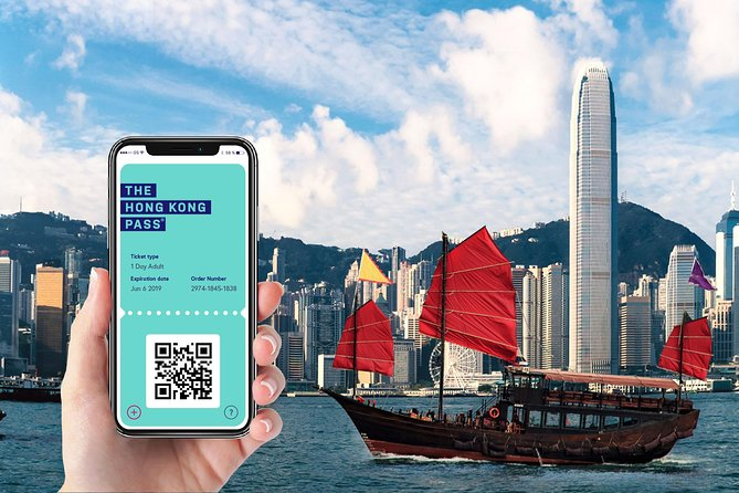 Save over 50% on admission to top Hong Kong attractions including Peak tram, sky100 HK Observation Deck, Ngong Ping Cable Car and Guided tour and a Hop-on Hop-off bus tour. Take the stress out of sightseeing and experience attractions, tours and activities at your own pace. Access your pass instantly by saving it on your smartphone and enjoy direct entry to the attraction - no voucher redemption required!
