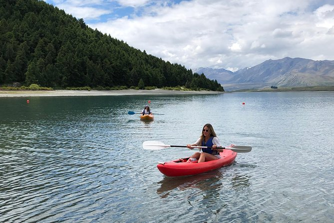 Paddle Tekapo, Canterbury, NOVA ZELÂNDIA