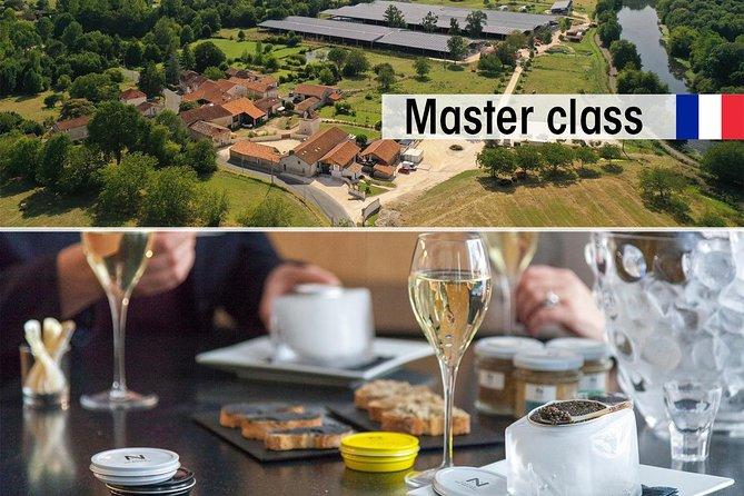 MÁS FOTOS, Sturgeon Fish-Farm Visit and Caviar Master Class Tasting in Neuvic