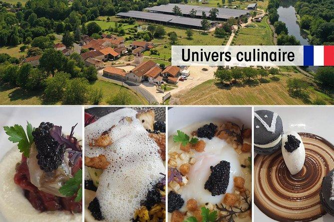 MÁS FOTOS, Sturgeon Fish-Farm Visit with Culinary Universe in Neuvic