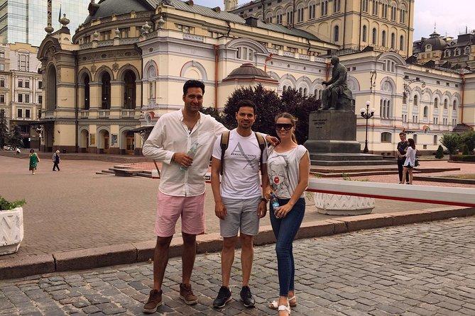Kiev Best Sights Private Half-Day Tour, Kiev, UCRANIA