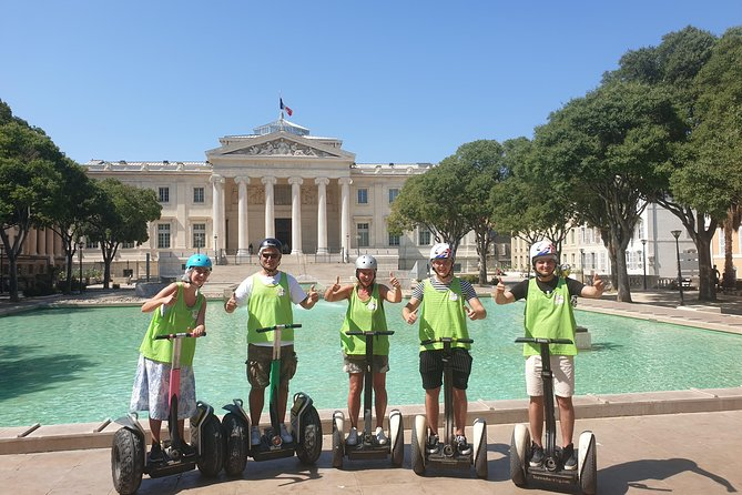 MÁS FOTOS, Marseille Small Group Segway Tour