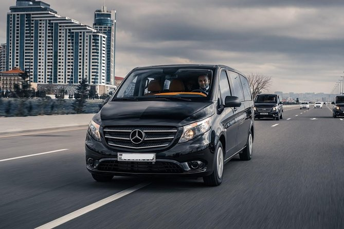 Why spend your precious time waiting in long shuttle or taxi lines. Avoid the language barrier and currency exchange. Travel in style from Hotel in Baku City Center to Baku Airport GYD by private vehicle and reach your final destination relaxed and refreshed.