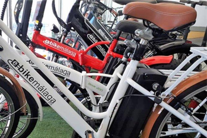 E-bike Tour and Rental in Malaga, Malaga, Espanha