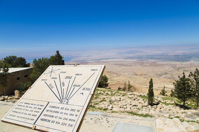 Excursión privada: excursión de medio día a Madaba, el Monte Nebo y Ammán, Aman, JORDANIA