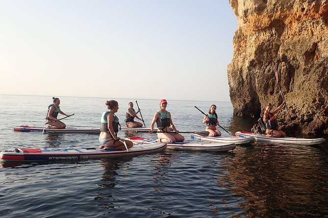 Stand Up Paddle Exclusive Chicks tour, Lagos, PORTUGAL