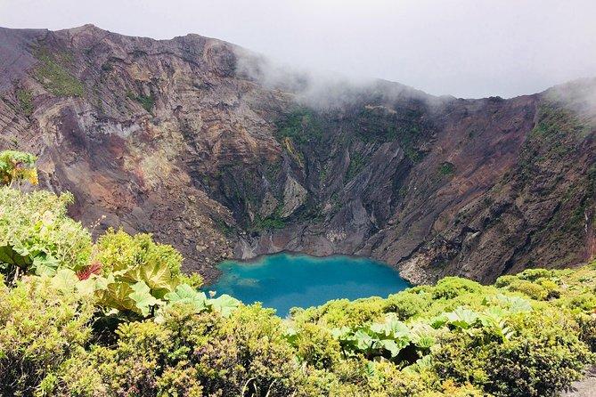 MÁS FOTOS, Recorrido combinado al volcán Irazú, valle de Orosi y Jardines Lankester desde San José