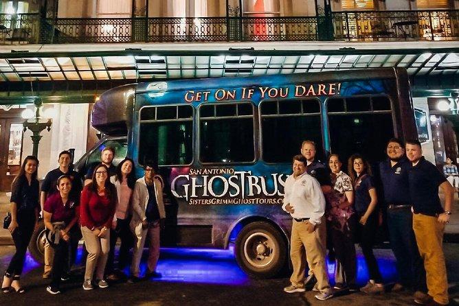 San Antonio Ghost Bus, San Antonio, TX, ESTADOS UNIDOS