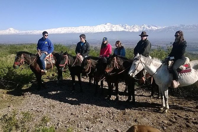 Sunset Horseback Riding, Mendoza, ARGENTINA