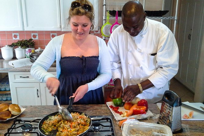 "Enhance your visit to St Lucia as you explore the island's creole cuisine through a specially designed ""cooking tour"" and learn how over the years, St Lucian folk lore combined and blended a fascinating number of herbs, vegetables and fruits into an array of cooked foods that must be tasted to be believed."